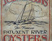 J.C.Lore & Sons Oyster Print, with MAT