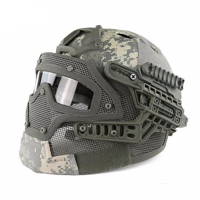 91f8f3e00 Juggernaut Assault Helmet | Helmets | Airsoft helmet, Tactical ...
