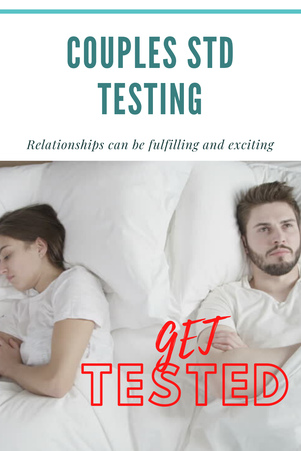 Get Couple STD Testing in 2020 (With images) Couples