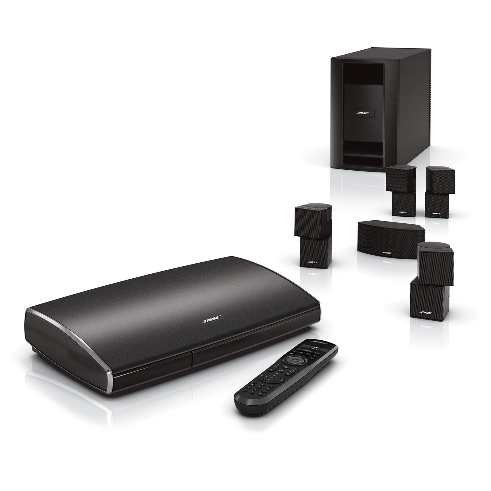 Bose Lifestyle 535 Series II Home Entertainment System Discontinued