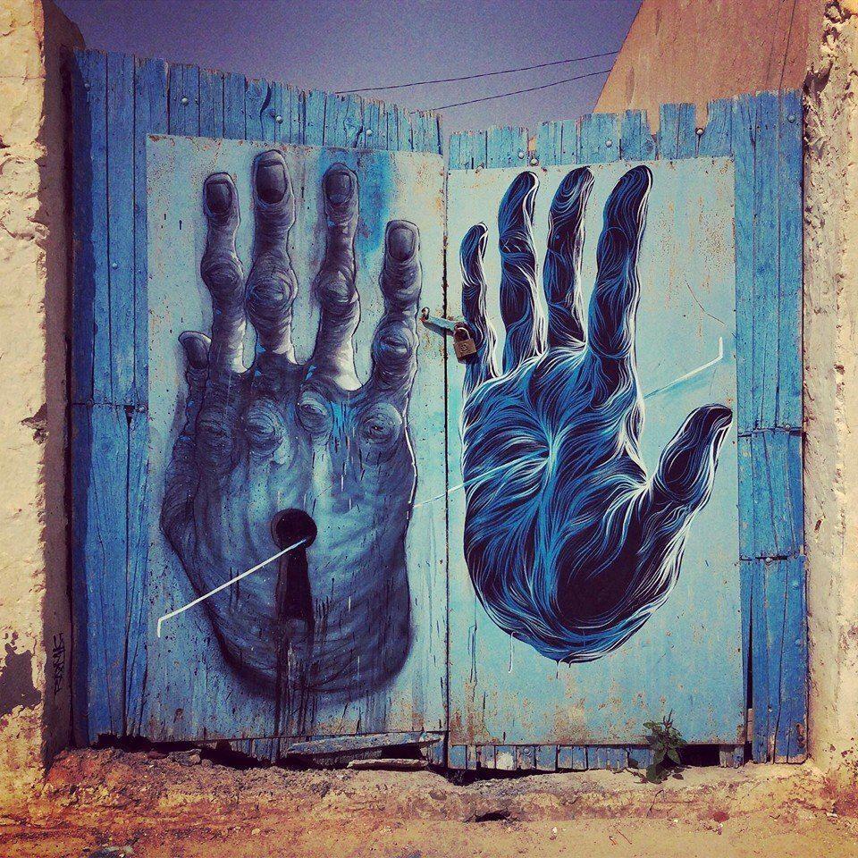 Pantónio + BOMk - Djerba, Tunisia