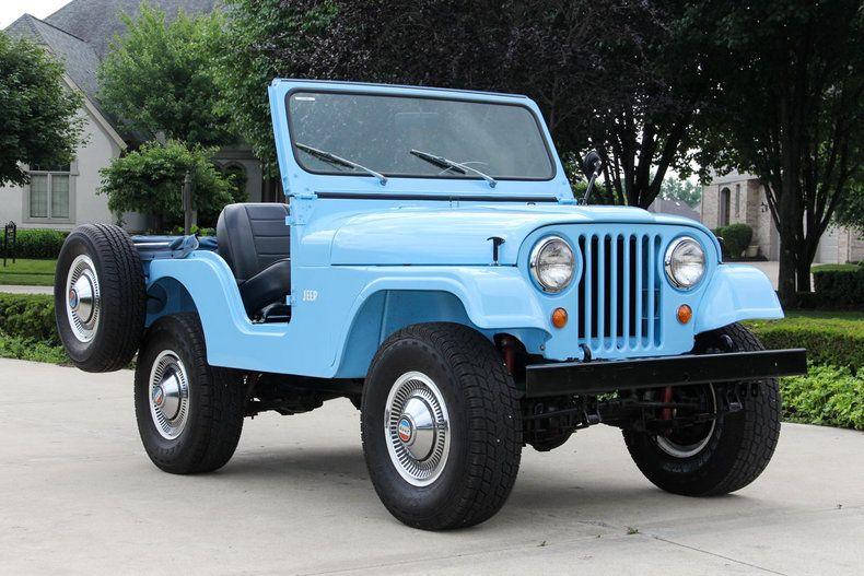 1960 Willys Jeep Cj 5 Jeep Cj5 Jeep Cj Vintage Jeep