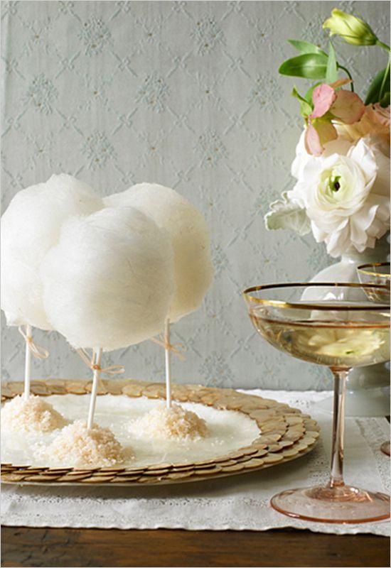 20 Delicious Tiny Treats cotton candy