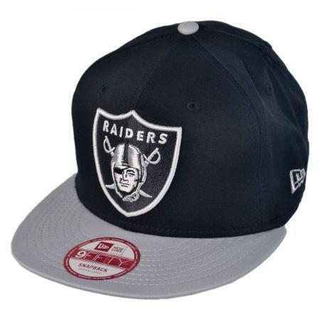 New Era Oakland Raiders NFL 9Fifty Snapback Baseball Cap