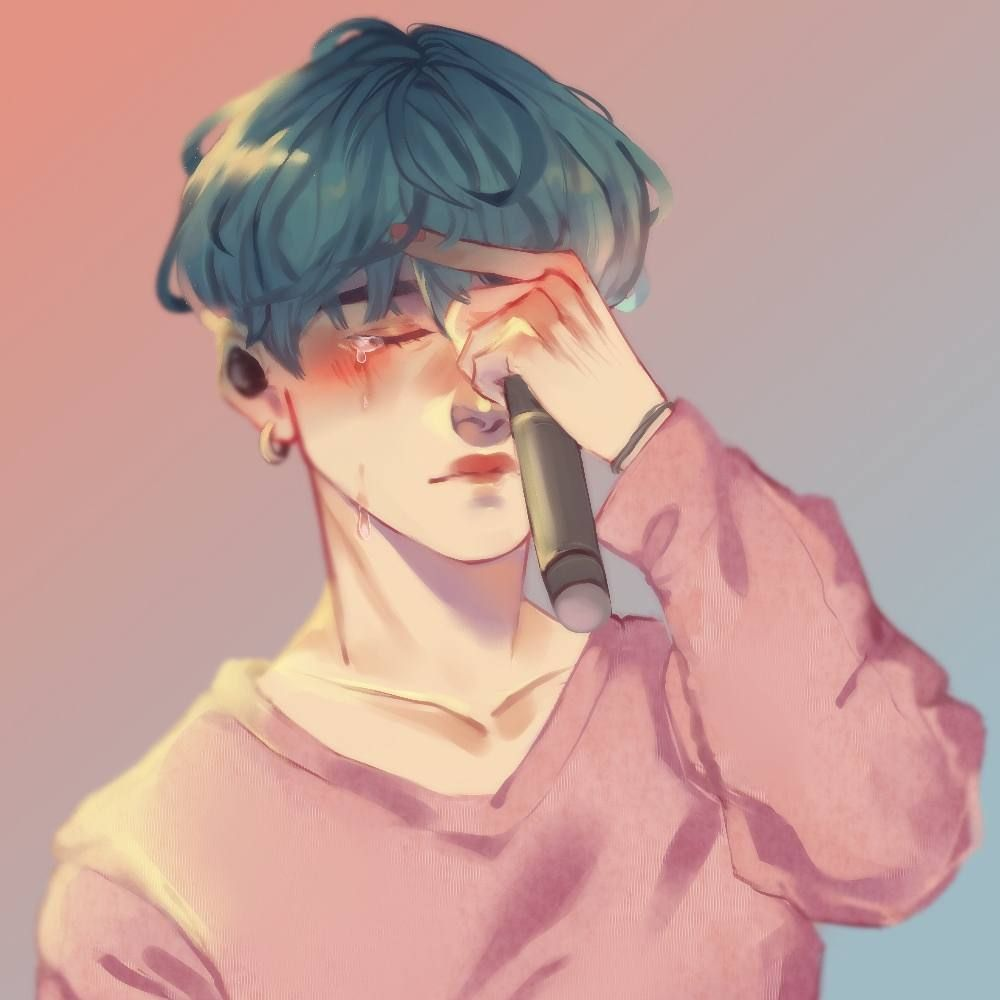 2,230 vind-ik-leuks, 26 reacties - alex  (@softerpeach) op Instagram: 'a random crying yoong for some reason??? I only know how to do one type of lighting iwbsjsjs also I…'
