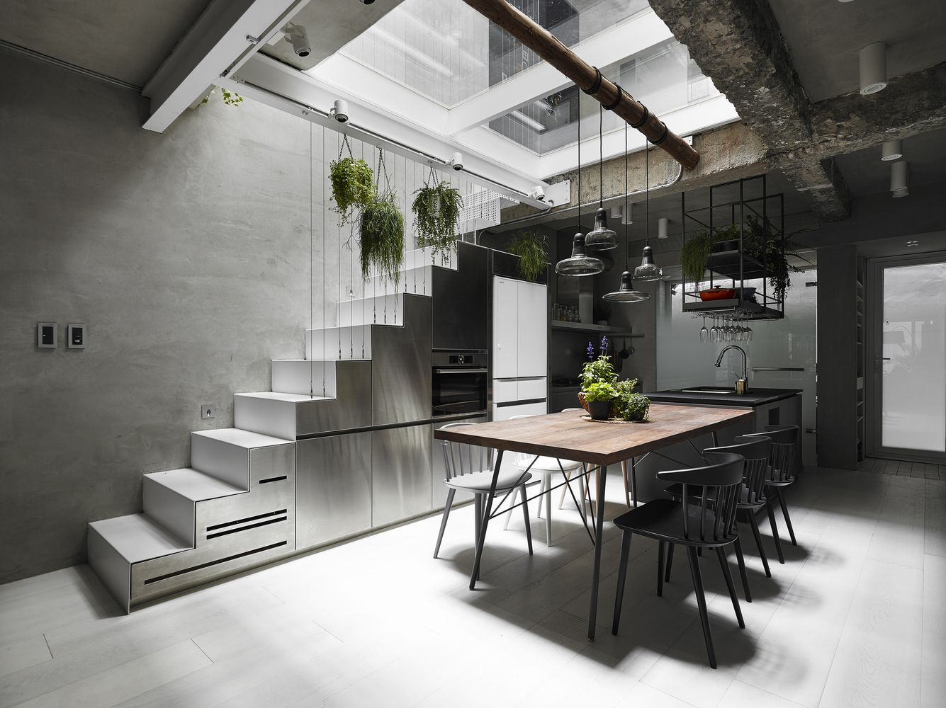 Gallery of House W / KC Design Studio - 1 | Innendesign und Küche