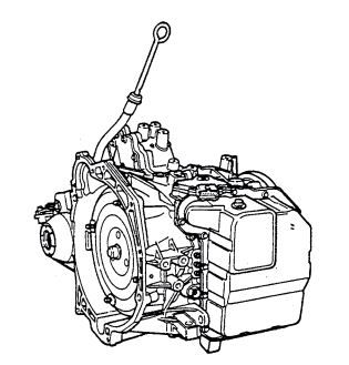 ford automatic transmission service