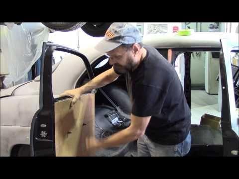 Build Your Own Door Panel Part 1 Avi Youtube Panel Doors Auto Body Repair Car Upholstery