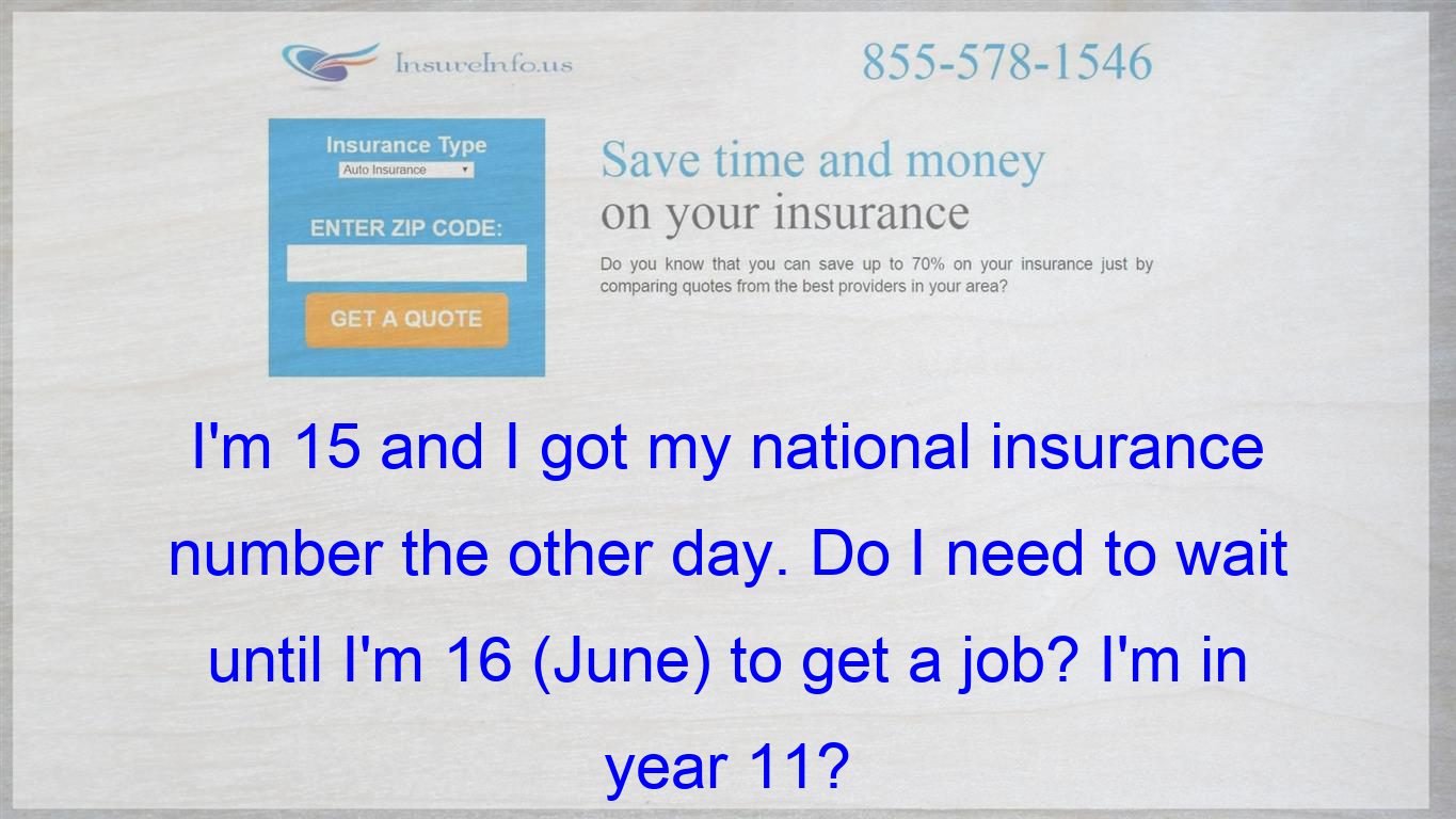 I M Still In Full Time Education So I Can T Work Weekdays Or Nights But I Want A Weekend Job Can Anyone Sugges Life Insurance Policy Insurance Quotes