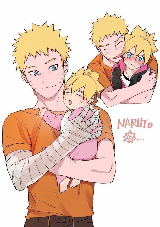 Naruto Boruto Uzumaki Uzumaki Boruto Naruto Cute Naruto