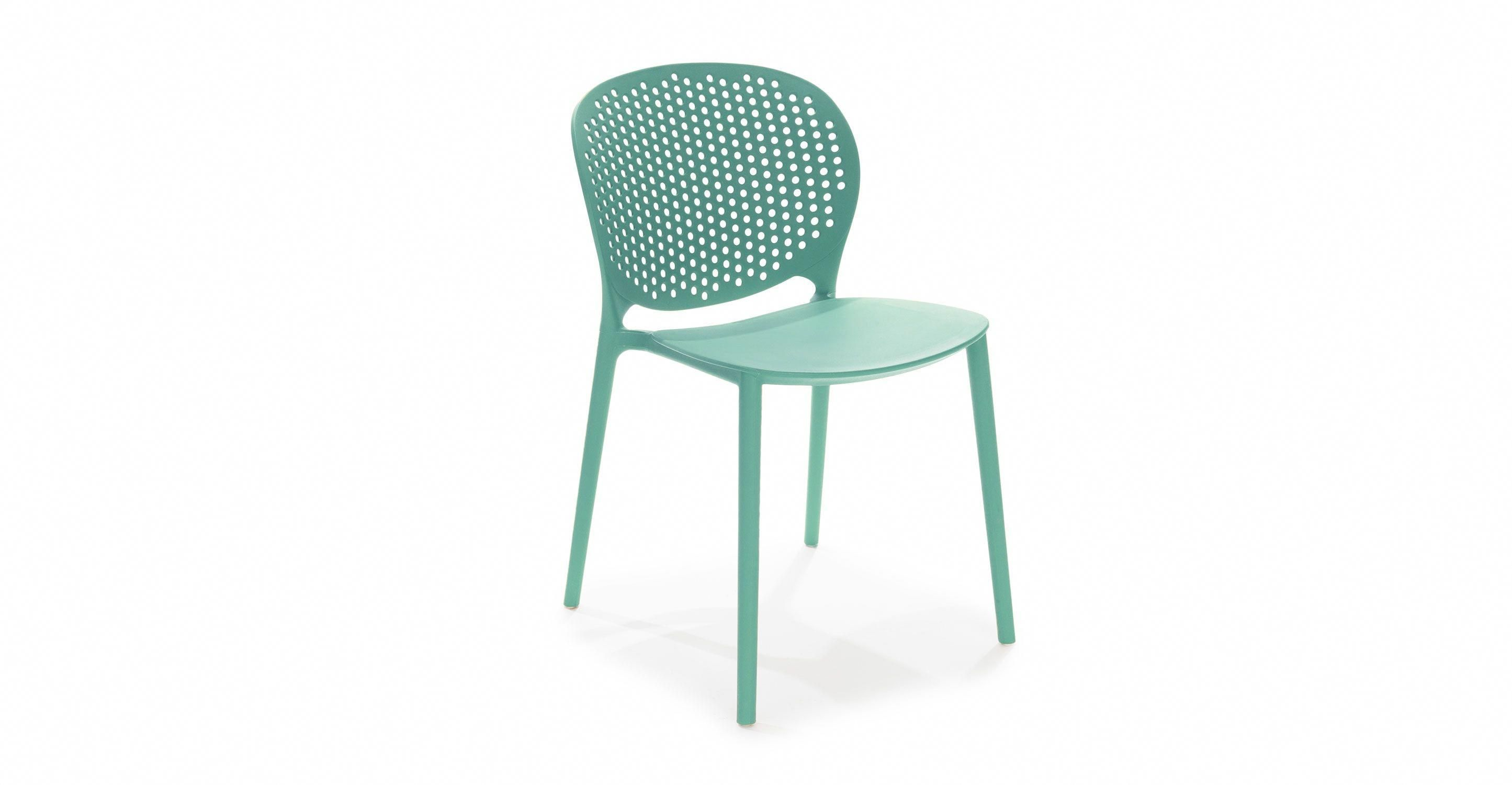 Dot malibu aqua dining chair chairs patterned armchair