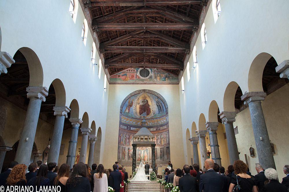 Basilica Di San Saba A Roma Chiesa Matrimonio Cattolico