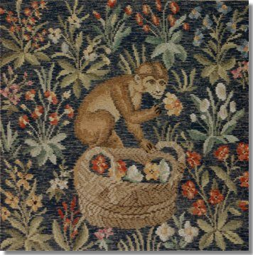 Beverley Tramé Tapestry: Medieval \'Cluny\' Designs   Tapestries ...