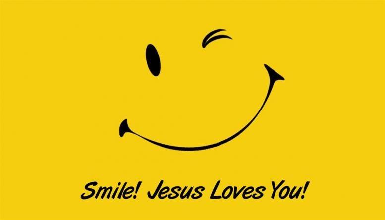 Smile,+Jesus+love+you | Copyright (c)2009 {Smile! Jesus Loves You ...