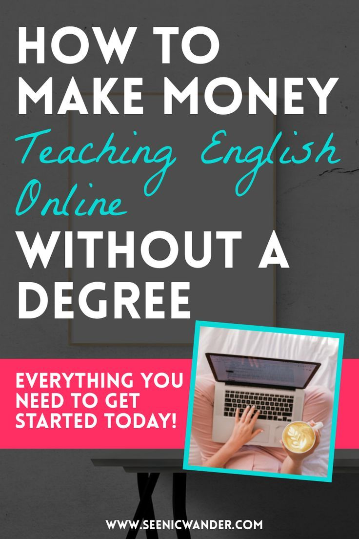 8 Websites Where you can Teach English Online Without a