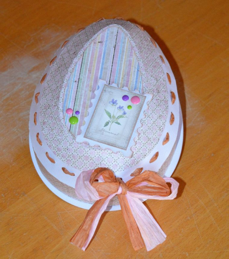 Helles sweet easter egg box from the svgcuts happy easter svg kit egg shaped gift box designed by negle Images