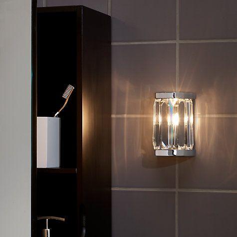 Buy john lewis quartz bathroom wall light online at johnlewis buy john lewis quartz bathroom wall light online at johnlewis aloadofball Gallery
