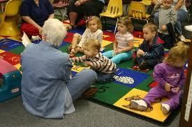 Baby and Me Story Time Nashville, TN #Kids #Events