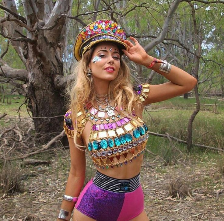 b1fbd786fe Rave wear - Burning Man - Electric Forest - EDC - Electric Daisy Carnival -  Army Hat - Bedazzled - PLUR -