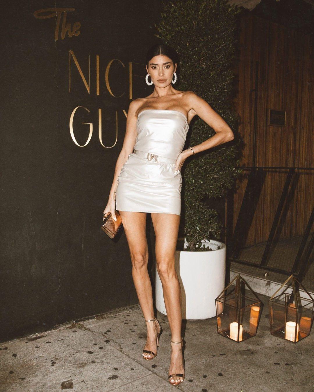 Superdown X Draya Michele Get Me Lit Dress In White From Revolve Com Light Dress Dresses White Dress [ 1350 x 1080 Pixel ]