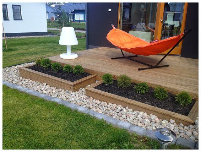 Villa Kotiranta: Piha- ja puutarhaideoita vuosien 2013-14 asuntomessuilta