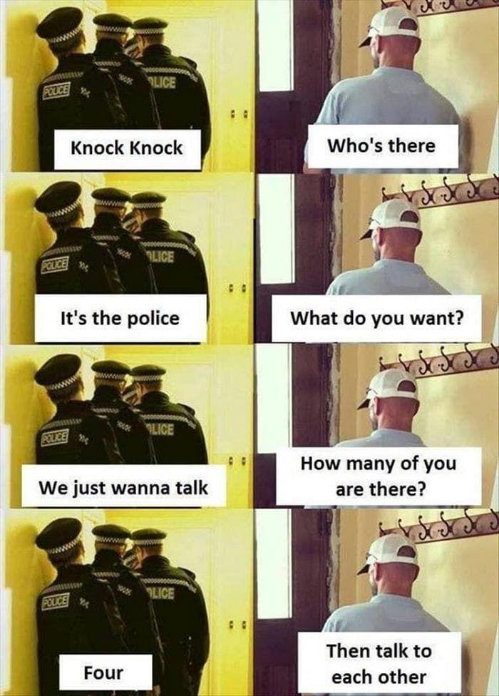 Knock Knock… | HumorOutcasts  #humor #humour #funny #humorous  #funnypic