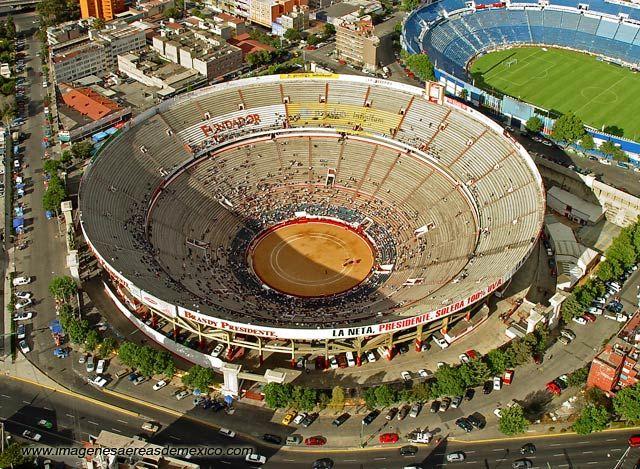 mexico citys bullring celebrates - 640×469