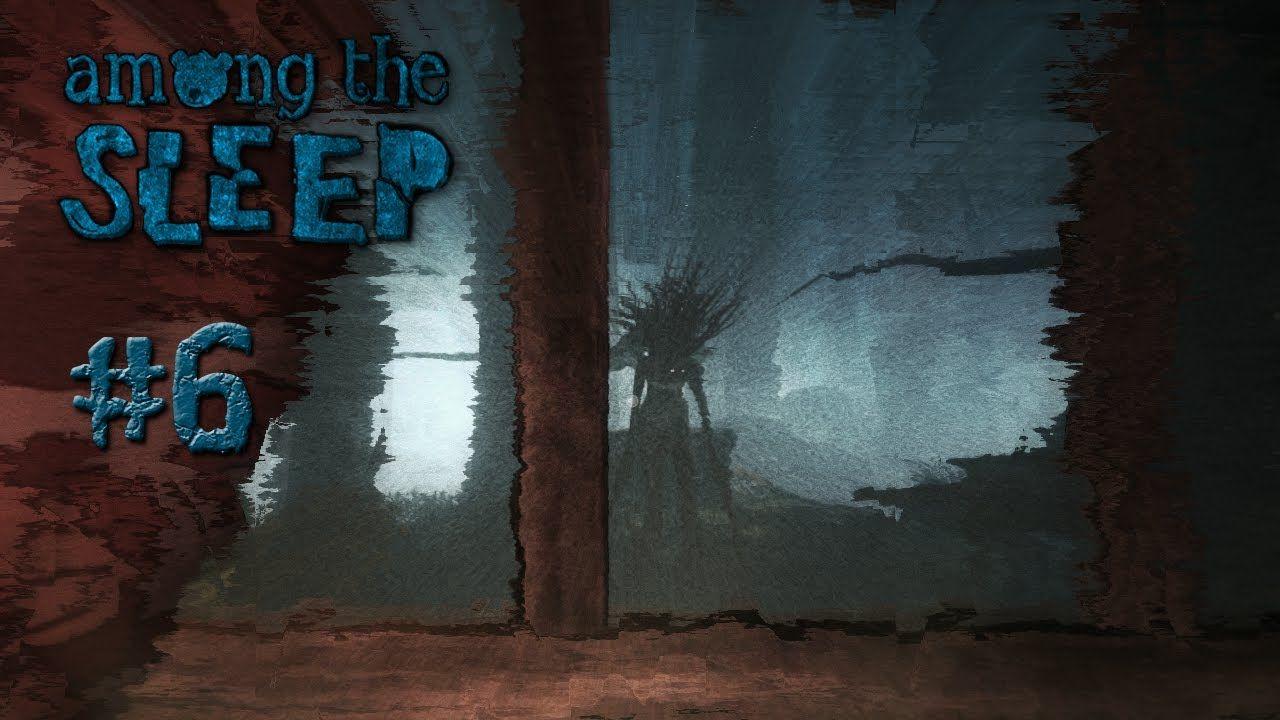 Among the Sleep [Facecam] #6 - Schattenmonster - Let's Play Among the Sleep