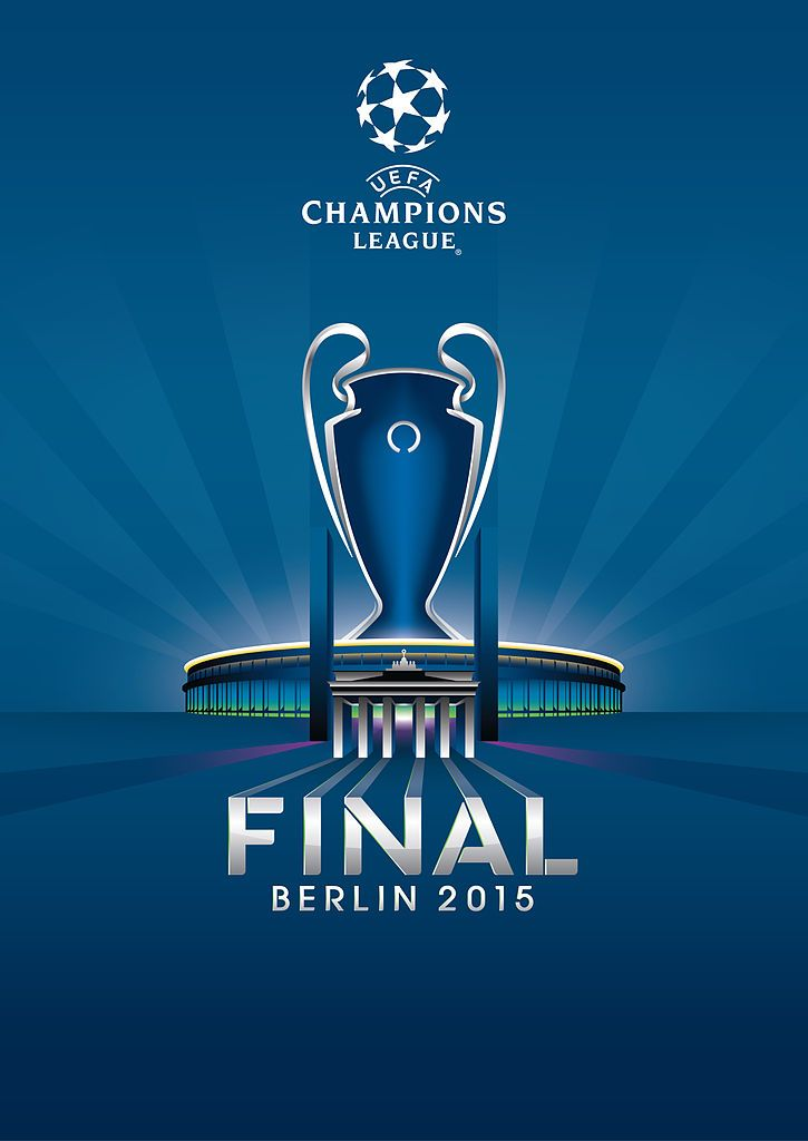 Champions 2015 Cartel Imagenes De Futbol Copa De Europa Champions 2015