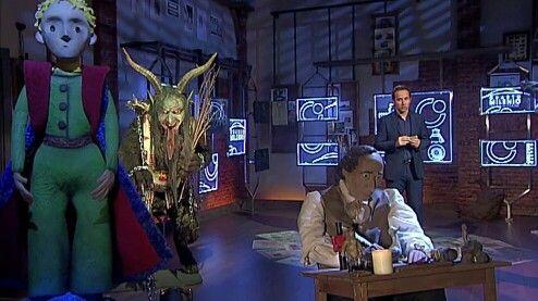 La Noche de los Cuentos Mágicos es un programa especial donde el ...
