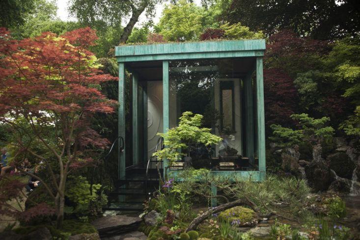 Chelsea Flower Show 2017 Ishihara Kazuyuki Gosho No Niwa: No Wall, No War  Garden. Artisan Gardens, Chelsea Flower Show Photograph By Jim Powell