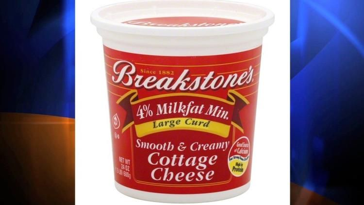 Kraft Recalls 1 2 Million Cases Of Cottage Cheese For Spoilage Risk Cottage Cheese Spoilage Kraft