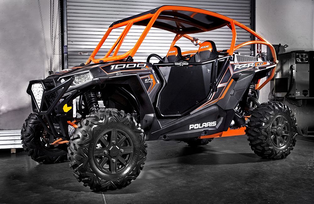 Rzr Xp 1000 Accessories By Blingstar Utv Off Road Magazine Rzr Atv Dune Buggy