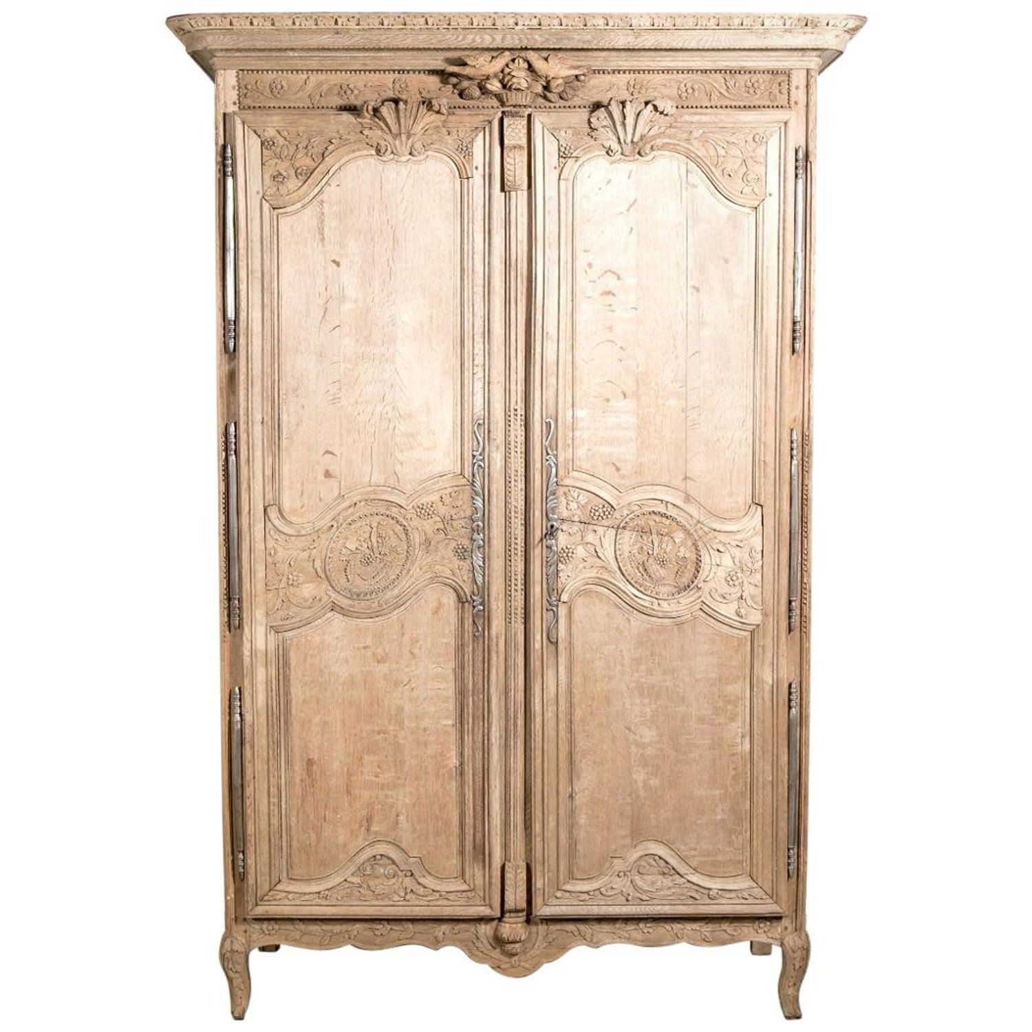 Country French Louis Xv Style Washed Oak Normandy Wedding Or