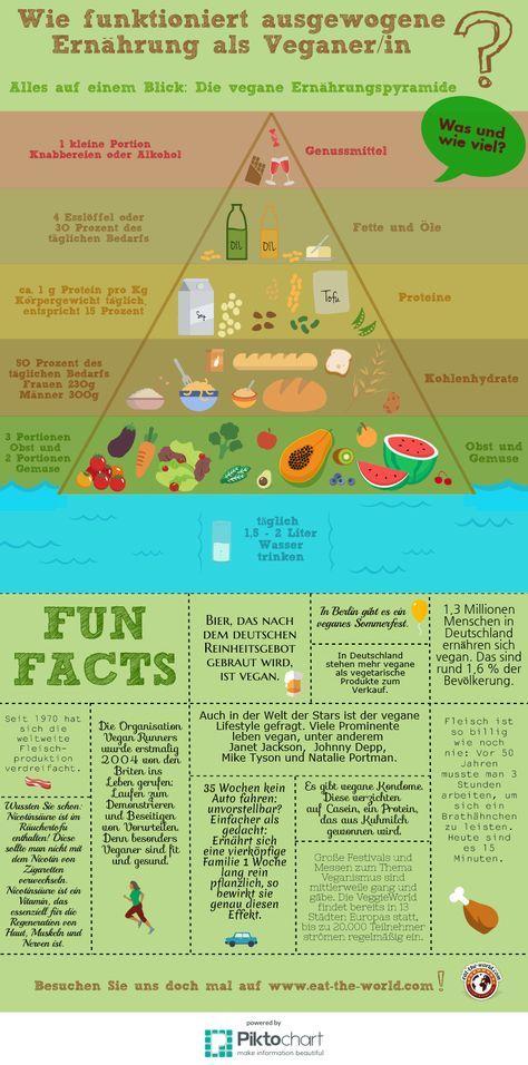 Photo of Infografik: Alles, was man über die vegane Ernährung wissen muss! Vollwertig, …