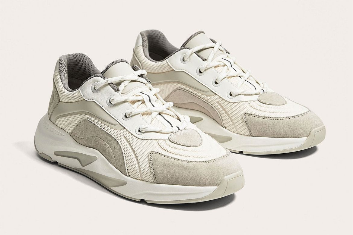 Zara Copies YEEZY BOOST 700 Wave Runner Sneaker Ripoff Kanye West Season bfb1bef3a