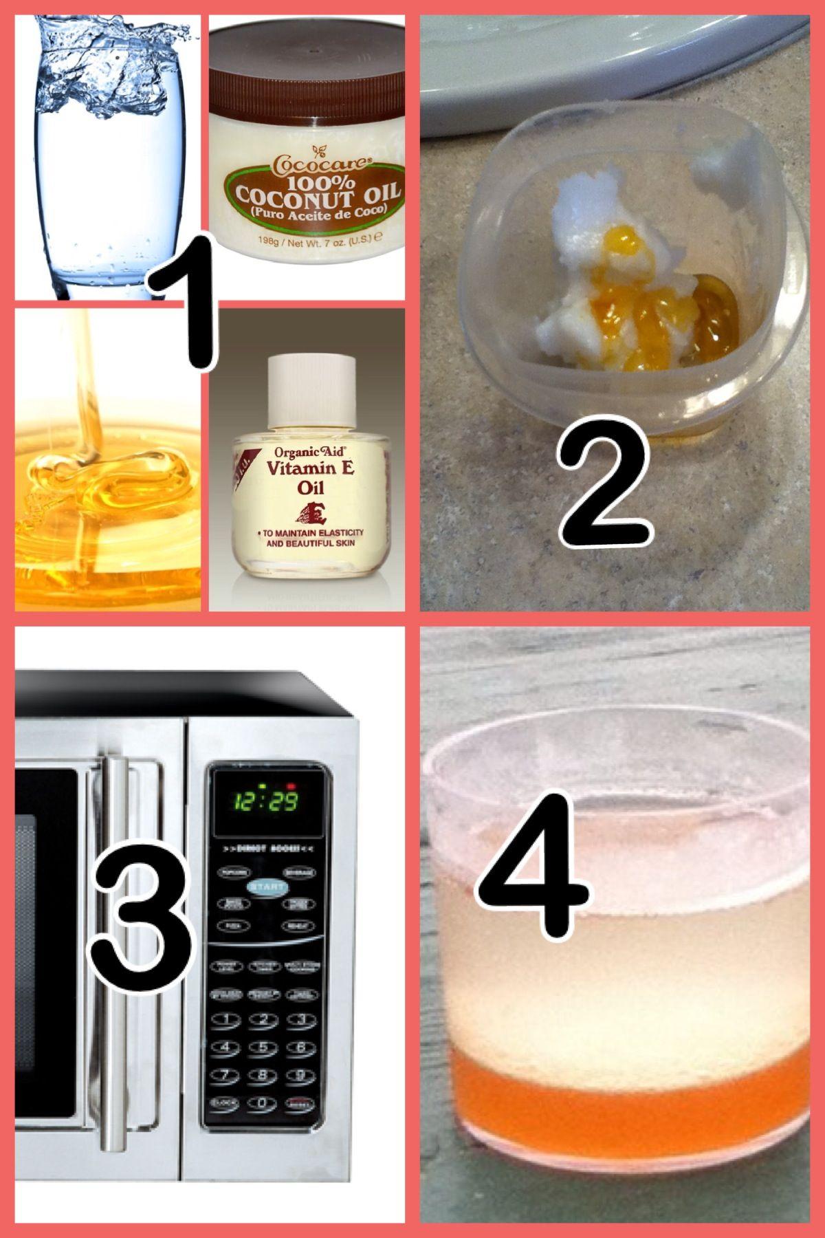 Diy lip balm 1 get your ingredients coconut oil