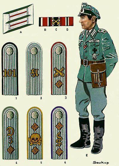Heer Offiziere Deutsche Uniformen Deutsche Soldaten 2