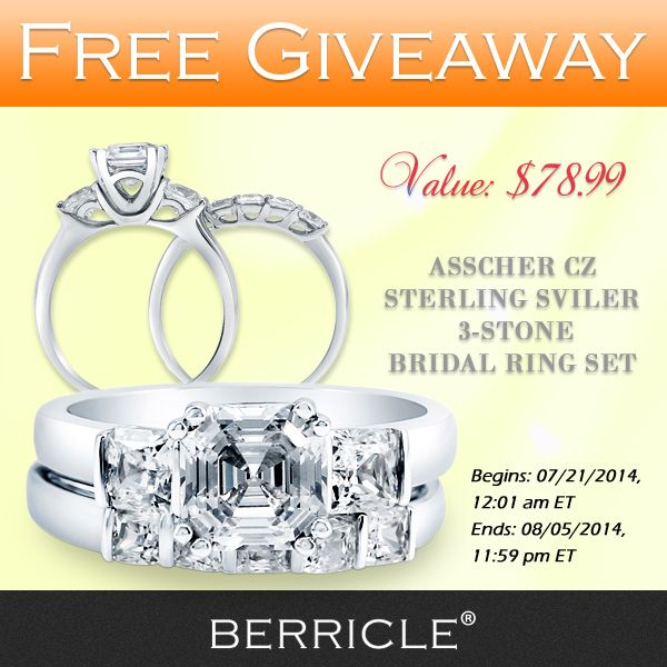 Would love to win some beautiful jewelry from Berricle!