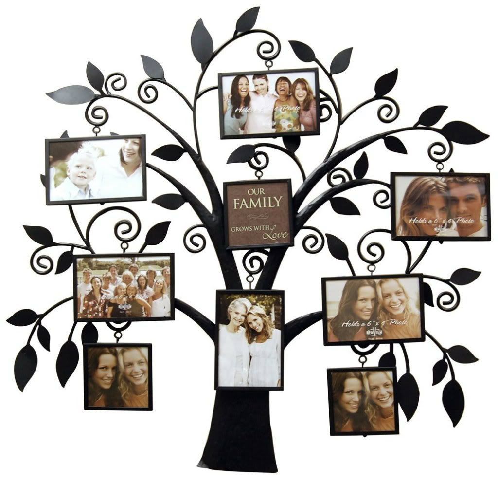 30 Family Picture Frame Wall Ideas Family Tree Photo Frame Family Tree Picture Frames Collage Frames