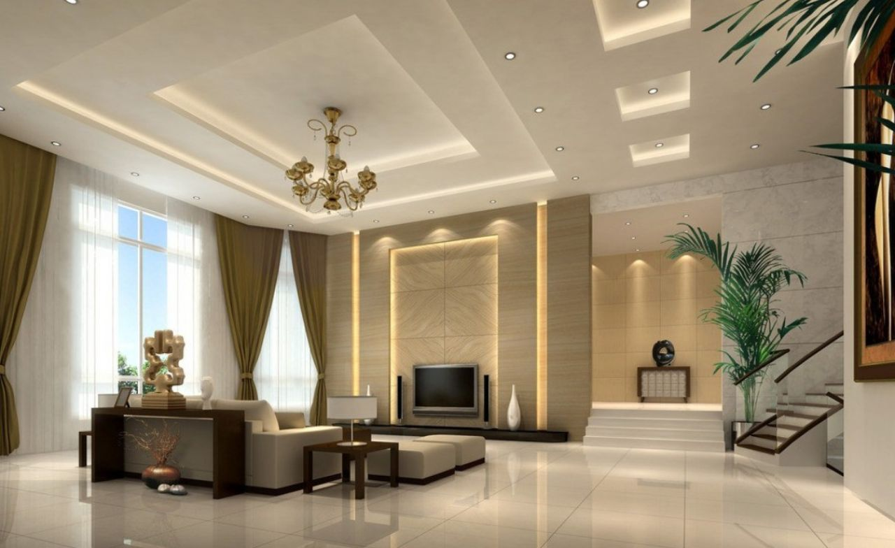 Ceiling designs for your living room ceilings sofa for Simple false ceiling designs for living room