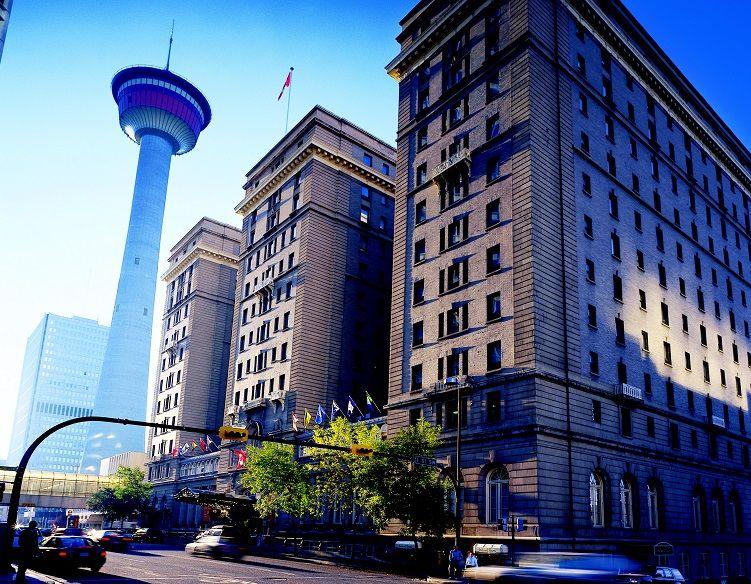 Calgary Hotel Luxury In Alberta Fairmont Palliser