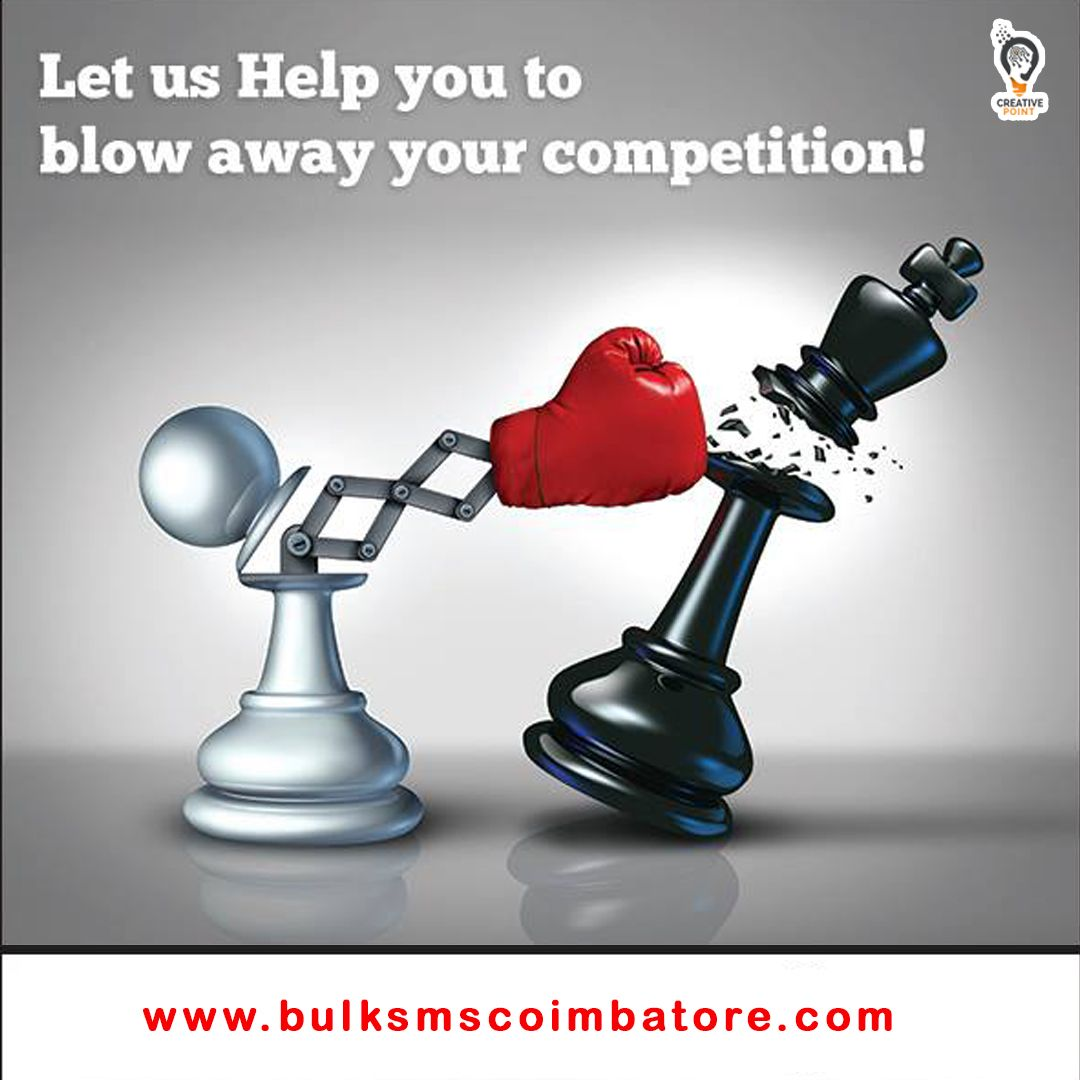 Blow Up Your Competition In