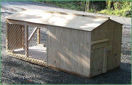 Titoki Sawmill Timber Dog Kennel And Run Paletes