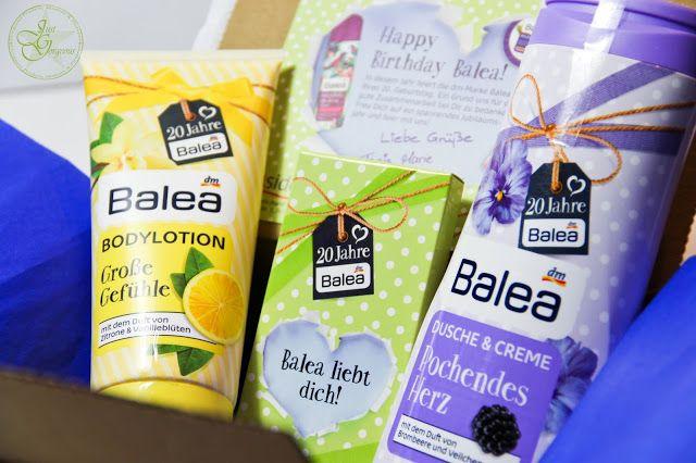 20 Jahre Balea - Happy Birthday!  #Balea #dm
