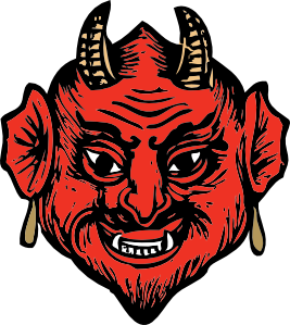 Demons and Devils Clip Art