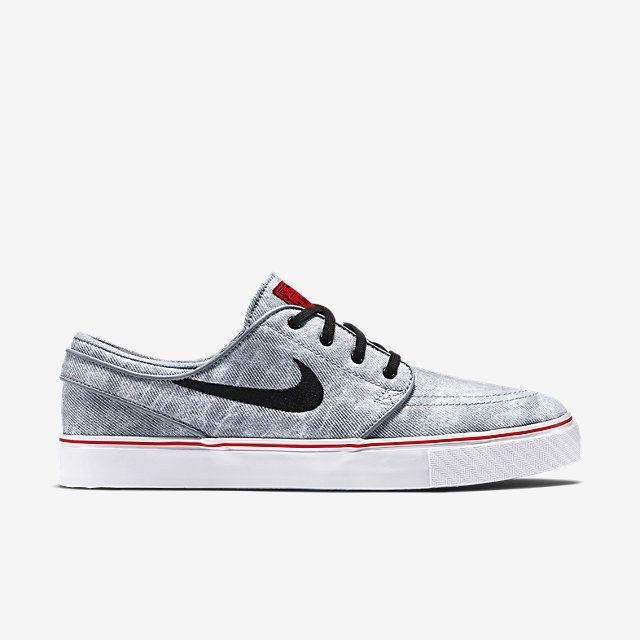 Nike SB Zoom Stefan Janoski Canvas Premium Men's Shoe. Nike Store UK