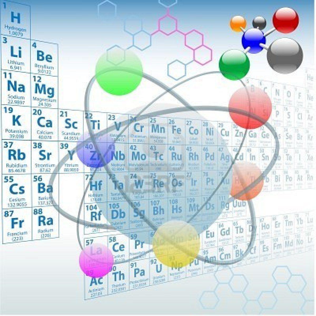 Elementos atmicos tabla peridica tomos molculas qumica diseo elementos atmicos tabla peridica tomos molculas qumica diseo foto de urtaz Image collections