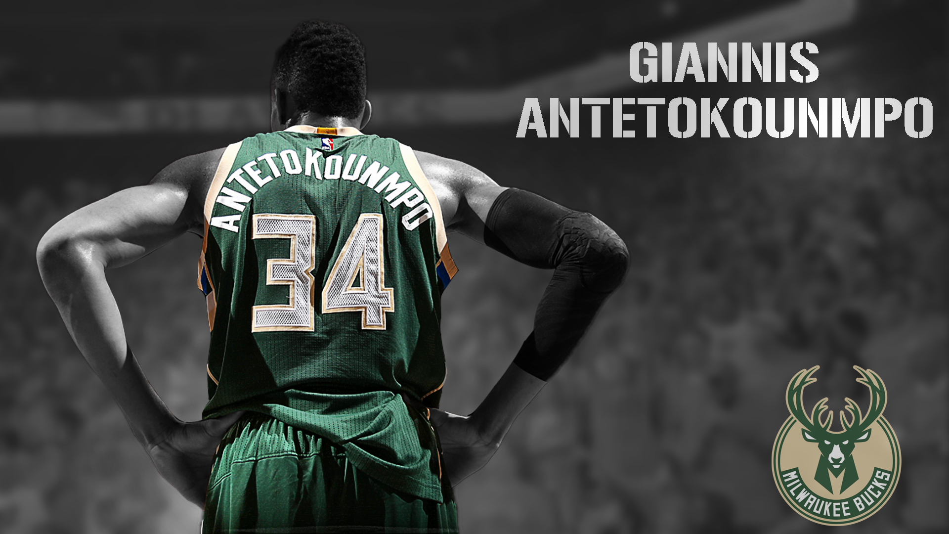 Giannis Antetokounmpo Wallpaper バスケ