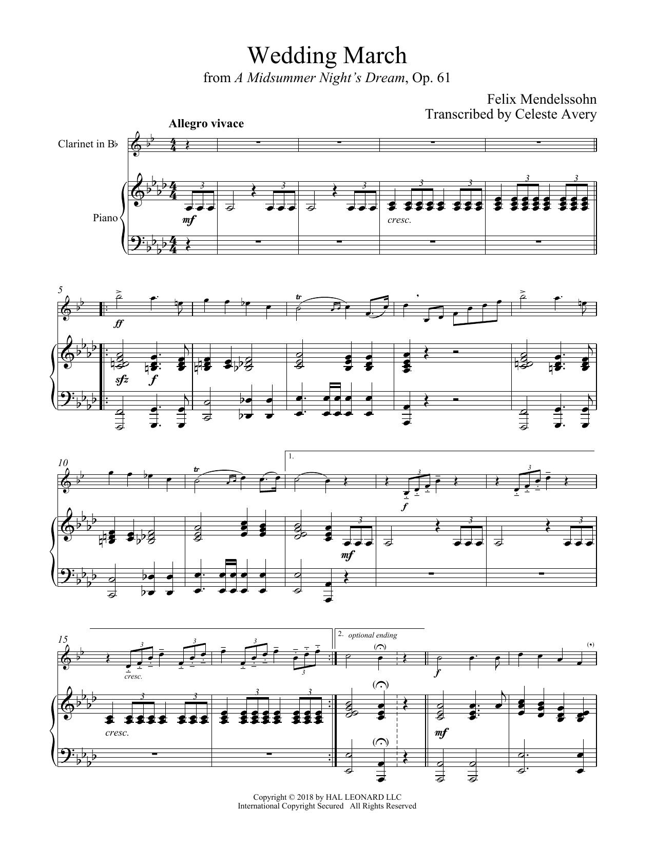 Felix Mendelssohn Wedding March Sheet Music Notes Chords Score Download Printable Pdf Sheet Music Notes Sheet Music Music Notes